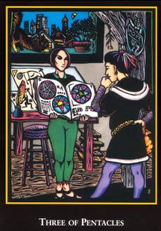 The World Spirit Tarot Deck