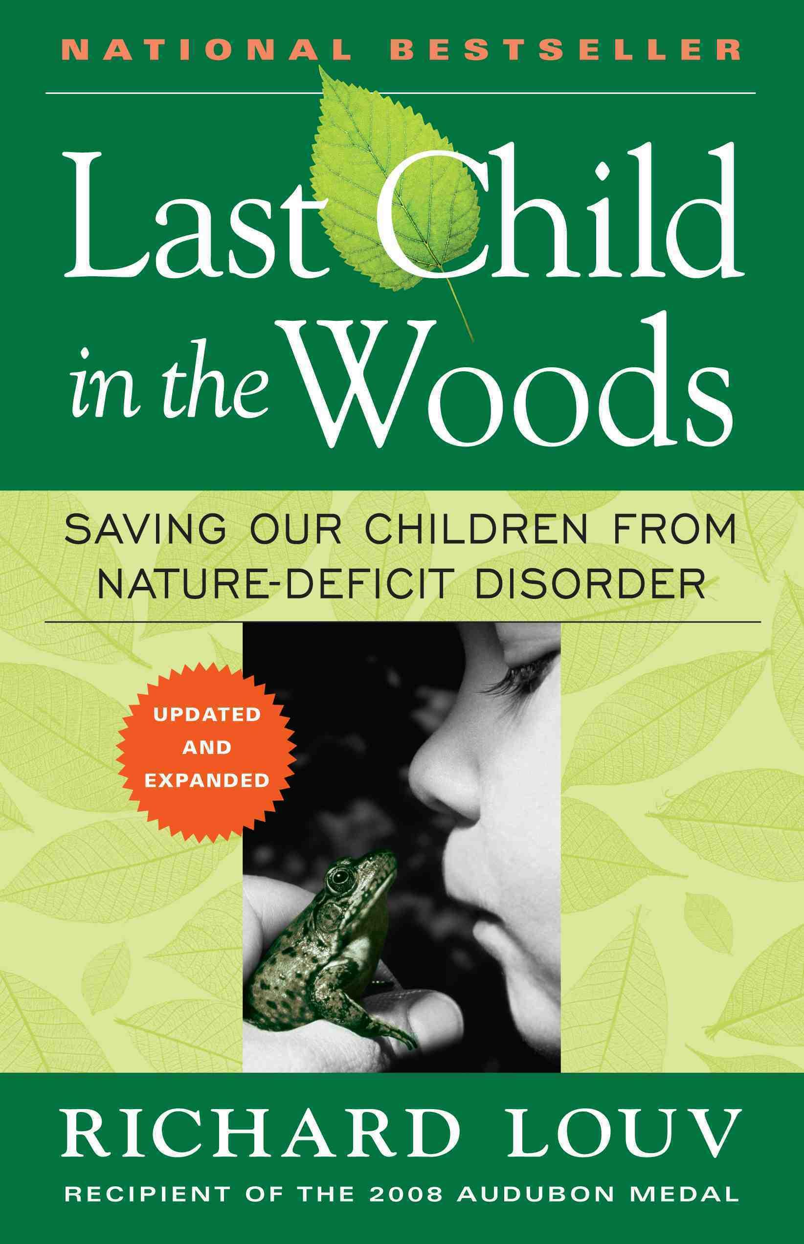 Last Child book cover