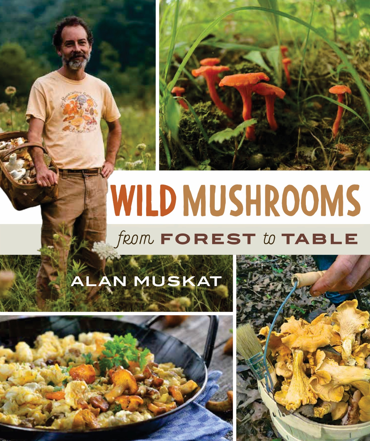 Wild Mushrooms (2018)