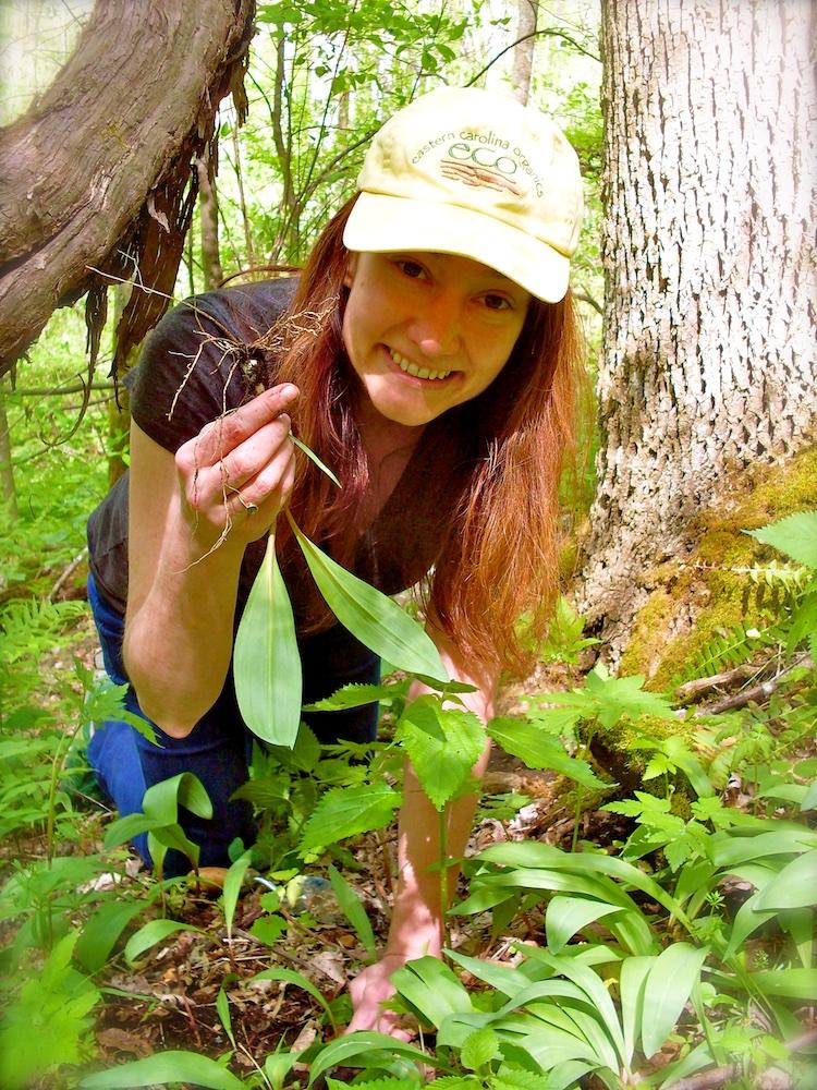Andrea Reusing, April 2011