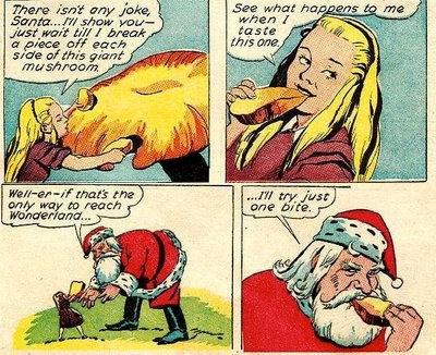 George Kerr, Santa in Wonderland, 1943