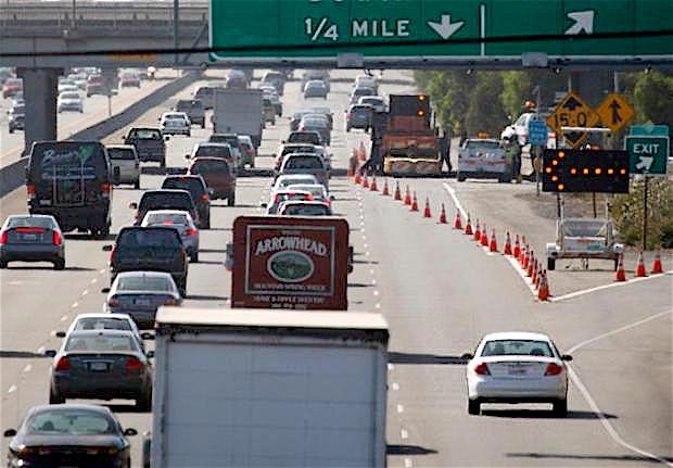 exit lane cheater